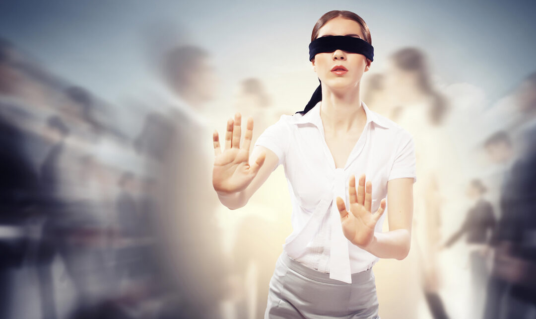 Come la cecità simulata può migliorare l'udito